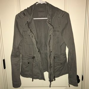 Grey Medium Army Jacket